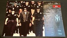 MICHAEL JACKSON 2011 Panini PLATINUM Decades SP #139 The King Of Pop VERY RARE