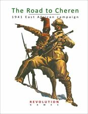 Revolution Wargames The Road to Cheren: 1941 East African Campaign New In Zip