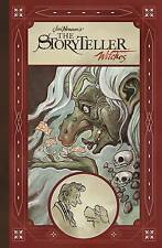 Jim Henson'S The Storyteller: Witches Hardcover Vidaurri Boom Archaia Comics Hc