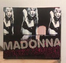 Madonna : 2010 Sticky & Sweet Tour 150 min. (DVD + CD)