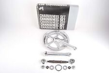 NEW Sakae/Ringyo (SR) Custom #CTC DXC 2 Cranksets (52/42) and bottom bracket NOS