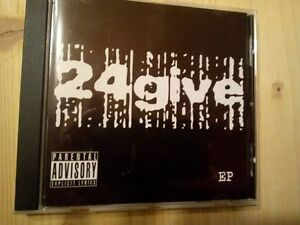 24 Give Death metal EP CD RARE !!! Zustand wie neu!
