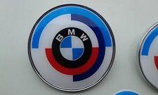 BMW old Motorsport emblem badge logo 1PCS 82mm,74mm or 45mm for steering wheel