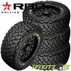 4 New Rbp Repulsor M/t 33x12.50r15lt 6-ply 108q Off-road Jeep/truck Mud Tires
