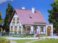 Faller H0 130215 Fachwerkhaus mit Garage Bausatz NEU