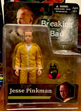Breaking Bad Jesse Pinkman Yellow Hazmat Figure MEZCO MIMP