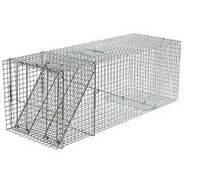 Havahart X-Large 1-Door Live Animal Cage Trap, Raccoon Small Dogs Fox Trapping