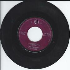 old vintage Rare 45 record 1961 Viscounts Pye Who put the bomp, what am I saying