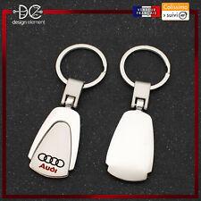 Porte-clés Métal Chromé Design pour Audi