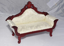 Couch 1:12 Dollhouse Scale Miniature Furniture