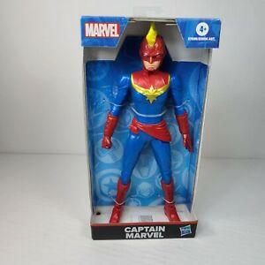 "Marvel CAPTAIN MARVEL 9"" Action Figure! (2019, Hasbro)"