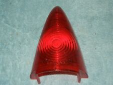 Austin A55 MKII NOS Lucas Upper Red Rear Tail Light Lens 54570251 L621
