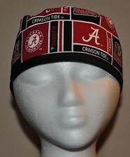 Men's University of Alabama Scrub Cap/Hat - One Size Fits Most