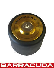 Barracuda Kawasaki ER6-N Crash Bungs Crash Protectors + GOLD Inserts 2005-2011