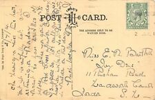 Ella Margaret Bartlett. 11 Rusham Road, Wandsworth, London. 1914.  ai.174