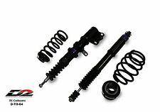 D2 Racing RS Coilovers TOYOTA YARIS 07-10 SCION XD 2008-2012 36 WAY ADJUSTABLE