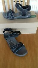 Ladies clarks walking sandals size 8