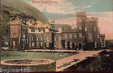 Garron Tower Carnlough Larne Co Antrim Postcard Northern Ireland