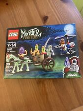 Monster Fighters Lego 9462 The Mummy NEW