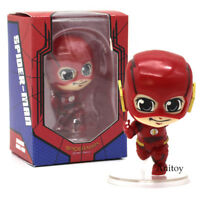 The Flash Bobble Head  Action Figure Running Ver.PVC figure Toy 8.5cm 2018 New