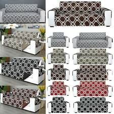 Reversible Quilted Waterproof Sofa Slip Cover Furniture Pet Dog Protector Throw