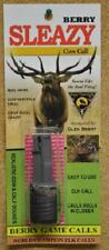 Berry Game Calls Sleazy Cow Call Bite Reed Elk Hunting Estrus Cow In Heat