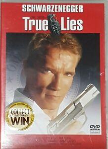 TRUE LIES DVD ARNOLD SCHWARZENEGGER (Pal, 2001) FREE POST