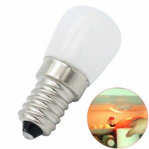 E14/E12 2835 SMD AC220-240V 3W LED Oven Lamp Globe Light Refrigerator Bulb#