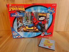 SPIDERMAN 3D FLOOR PUZZLE 48 Large Pieces Spider Sense Marvel 3 ft x 2 ft