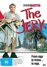 The Jerk (DVD)    Steve Martin - Region 4 - Very Good Condition
