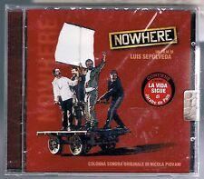 NICOLA PIOVANI NOWHERE CD F.C. SIGILLATO!!!