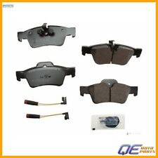 Rear Disc Brake Pad Akebono Euro EUR1122 For: Mercedes Benz R350 ML350 2006-2013