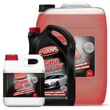 Evans Power Cool 180 - Waterless Engine Coolant Antifreeze for Performance Cars