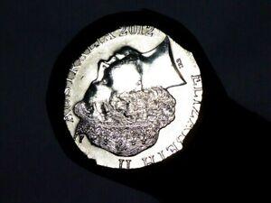 Australia 2012 20 Cent Security Coin Roll Platypus * UNC *  VHTF. #2