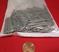"Zinc Plate Steel Slotted Roll Spring Pin 250 pcs 5//64/"" Dia x 1 1//4/"" Length"