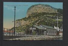 GIBRALTER. Galleries & Commercial Mole vintage  Benzaquen postcard  zc.342