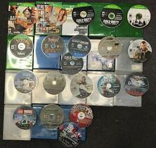 Lot of 20 DEFECTIVE PS3/PS4/Xbox One Games - Fallout 4, Dying Light, GTA V