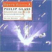 Philip Glass - : Einstein on the Beach [Highlights] (CD 1999)