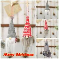Christmas Santa Claus Doll Toy Christmas Table Ornaments Decoration For Home