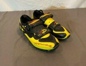 Northwave Compact Mountain Bike Cycling Shoes w/SPD Cleats EU 39 US Men's 7