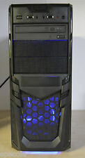FAST GAMING PC Intel QUAD i7-2600s 2.8Ghz 16GB DDR3 1TB HDD 2GB GTX 1050 Win7