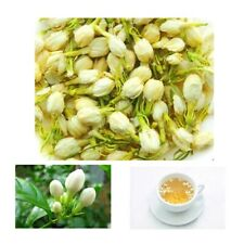 100% Organic Tea Jasmine Dried Flower Natural Herbal Health Fragrance Buds Bud