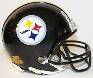 Hines Ward Pittsburgh Steelers Riddell Custom Mini