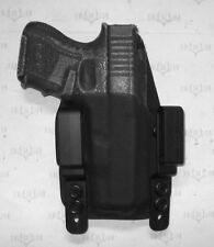 Hunt Ready Holsters: Glock 26/27/33 Kydex IWB Holster