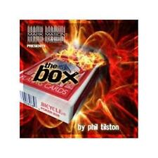 The Box (DVD and Gimmick) by Phil Tilston & JB Magic  - Magic Tricks
