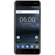 Nokia 6 - 32 GB - Schwarz