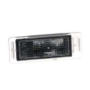 OEM NEW 2010-18 GM Cadillac Rear License Plate Light Lamp Housing Black 13502178