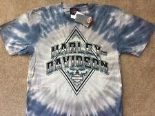 Harley Davidson Tie Dye Style Shirt Nwt Men's Large