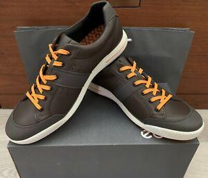 Ecco Men's M Golf street Retro Shoes EU Sz 45 (US Sz 11)