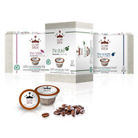 GLORYBREW – Variety Pack - 36 Compostable Coffee Pods for Keurig K-Cup Brewers